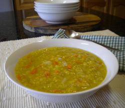 Amazing lentil soup recipe