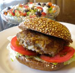 Tasty burger recipes