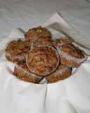 banana nut muffin recipe